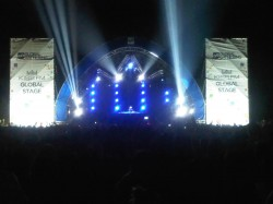 Global Gathering 2011, 2nd stage.