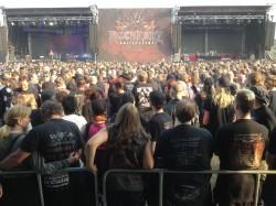RockHarz 2013 - Ballenstadt, Germany