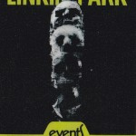 Audio System Tech for Linkin Park concert - Bucharest Romania 2012.